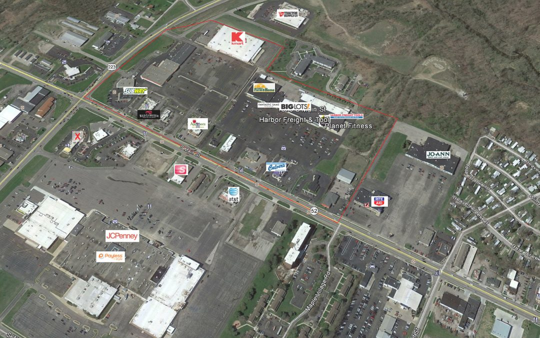 Adrian Kmart For Lease