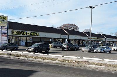Grandland Shopping Center at Fenkell Ave. Detroit, MI