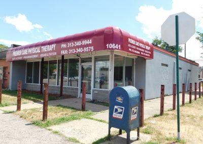 10641 W. McNichols Detroit, MI