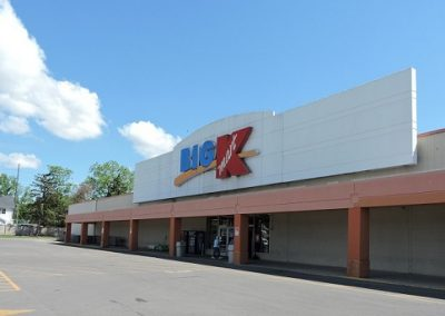 Monroe Kmart For Sale or Lease Frenchtown Charter Township, MI