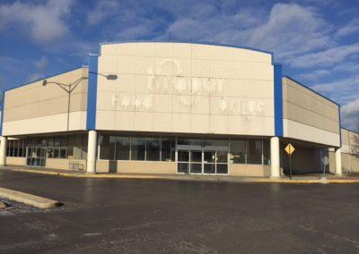 Kroger Sublease Shores Shopping Center St. Clair Shores, Michigan